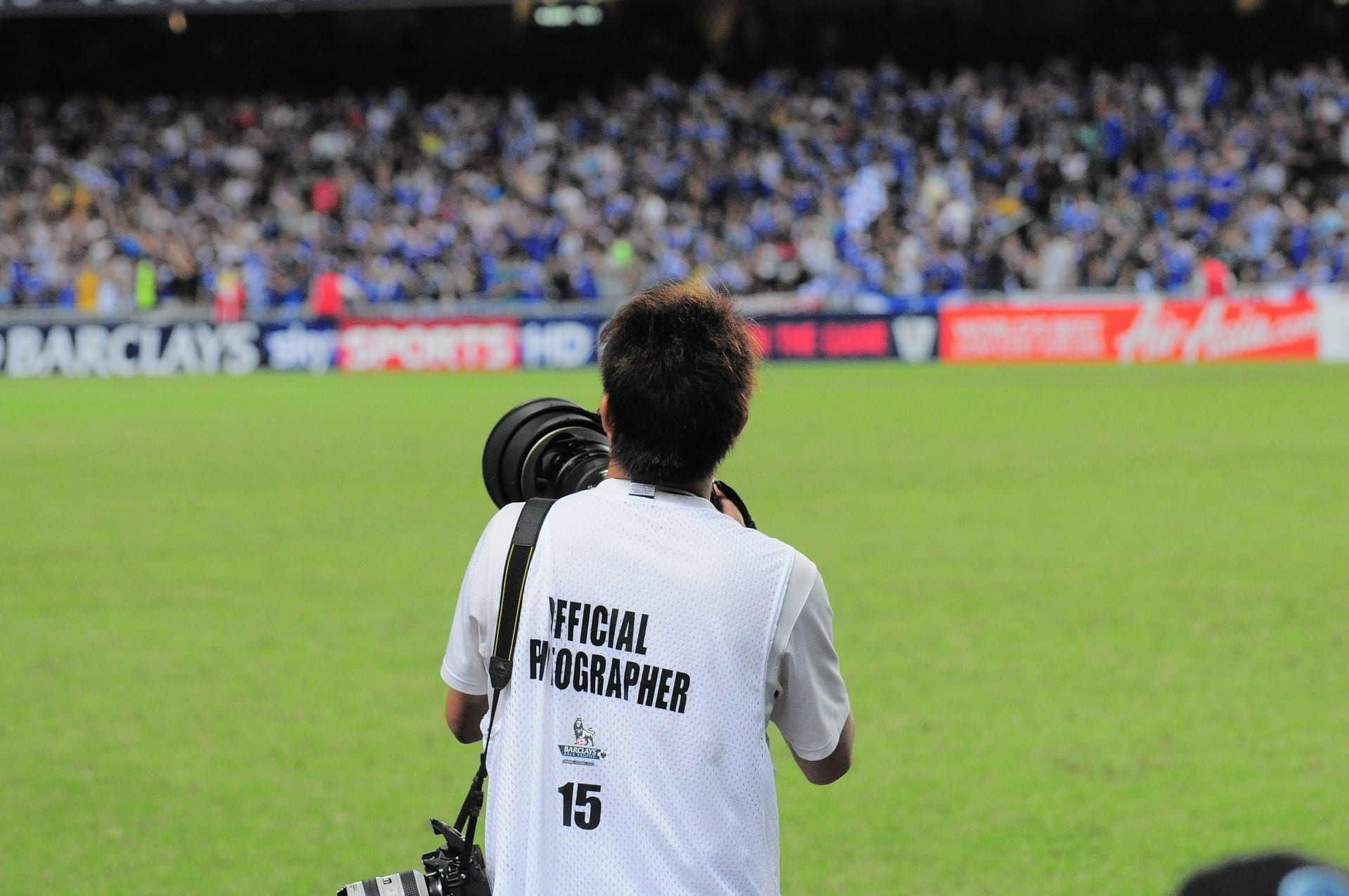 10 top tips to become an amazing sports photographer