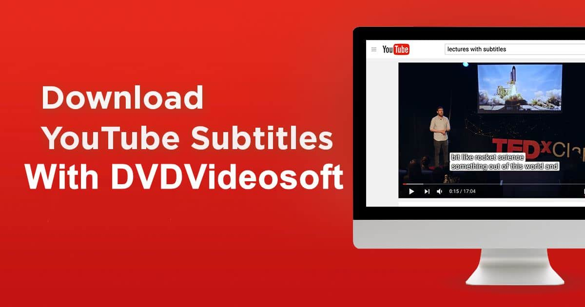 Best way to download subtitles from YouTube