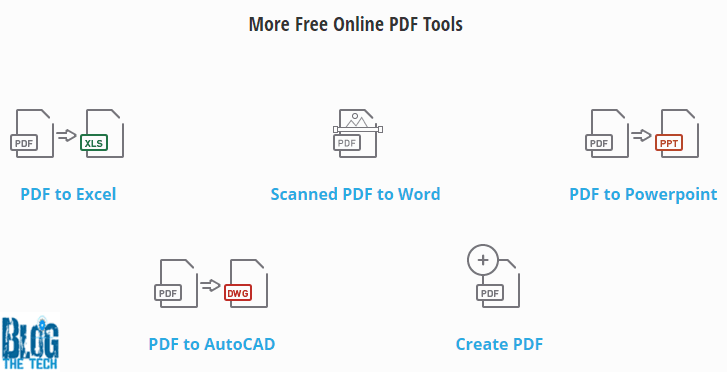 Convert PDF to Excel PowerPoint