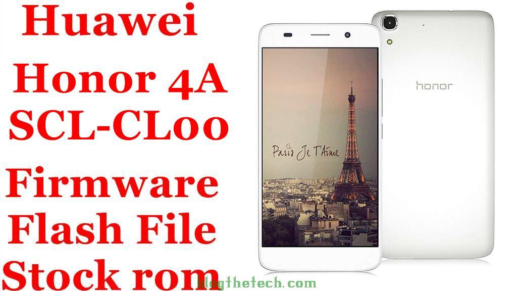 Huawei Honor 4A SCL CL00