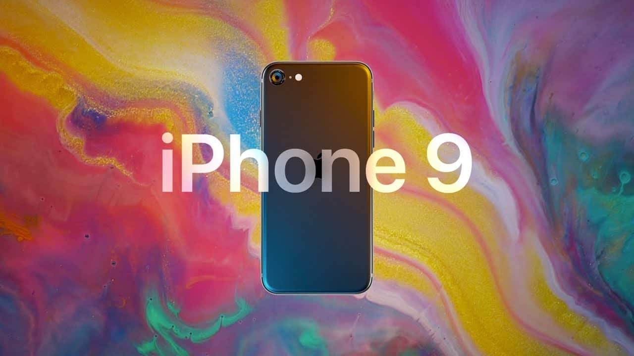 iPhone 9iPhone SE 2 Everything You Need to Know