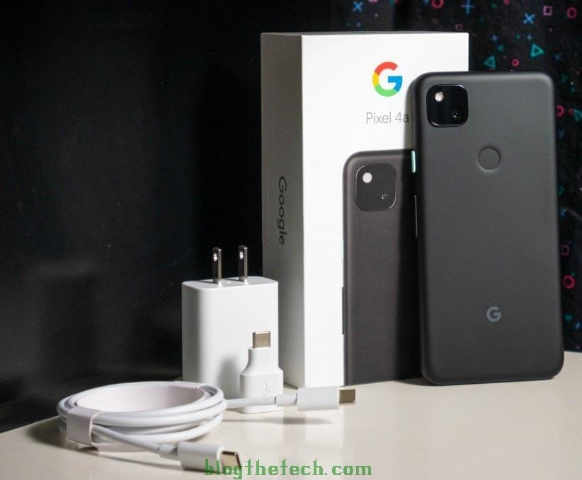 Google Pixel 4a analysis small but only in size