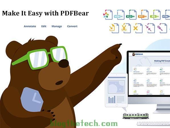 Office Work Make It Easy with PDFBear