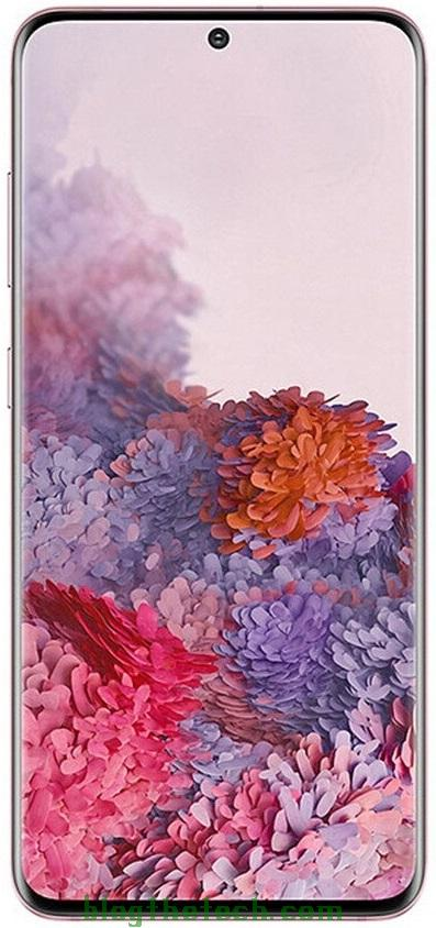 Samsung Galaxy S20 analysis a compact mobile with enormous features .4