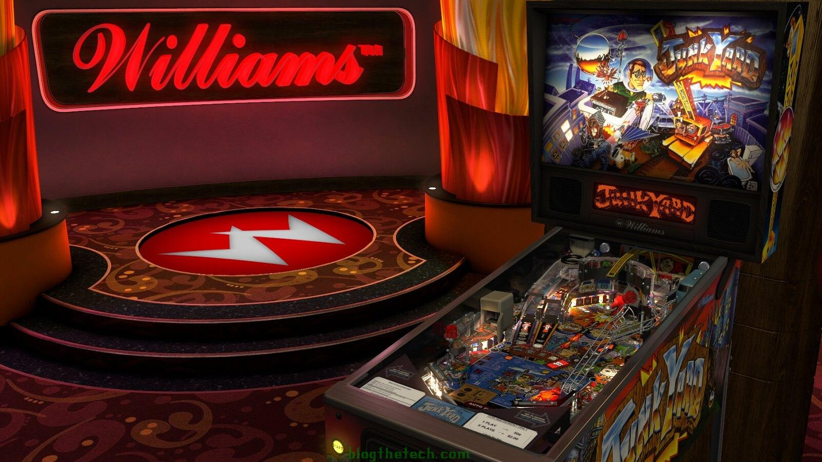 Williams Pinball The best pinball game for Android and iOS