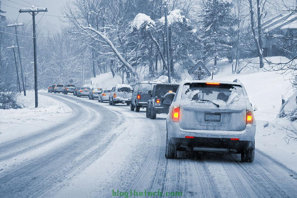 Advice for Driving Safely in the Winter