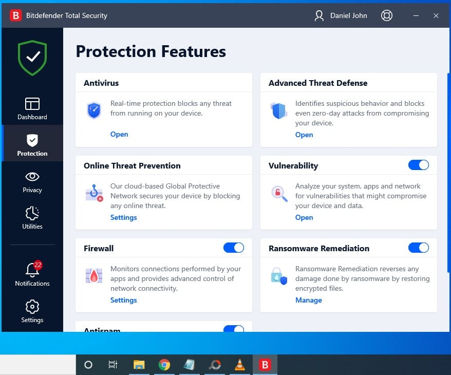 Bitdefender Total Security review: a reliable antivirus software or half-baked app?